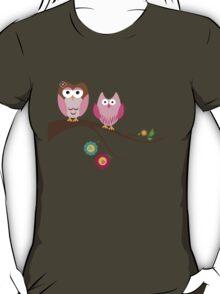 Couple owls T-Shirt
