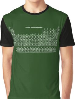 Periodic Table Graphic T-Shirt