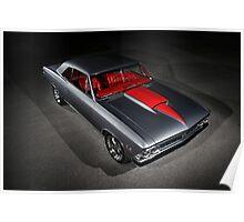1966 Chevrolet Chevelle SS Poster