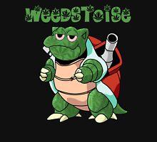 Weedstoise the weed turtle Unisex T-Shirt