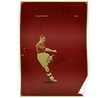 George Camsell - Boro Poster