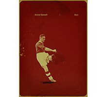 George Camsell - Boro Photographic Print