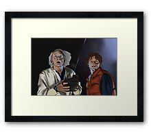 Great Scot! Framed Print