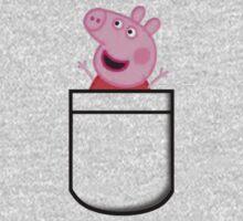 Peppa Pig Pocket Kids Tee