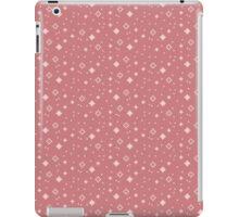 Pixels #07 ( pink / pink )  iPad Case/Skin