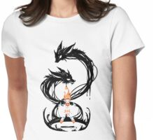 Fox Summoner Womens Fitted T-Shirt