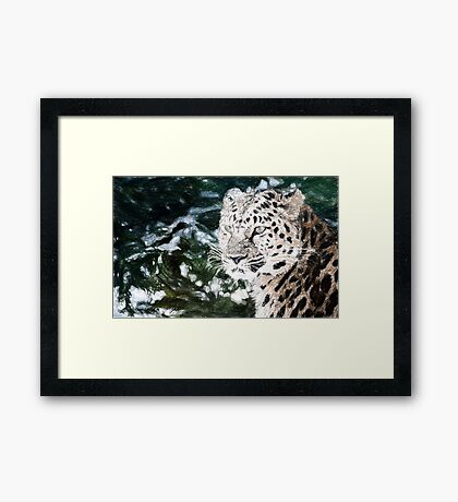 70 art Framed Print