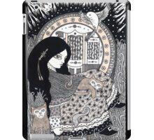 Cat Sookins iPad Case/Skin