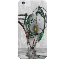 Emerging Time Machine iPhone Case/Skin