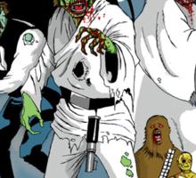 Star Wars Zombies Sticker
