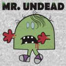 Mr Undead by Spacebeast