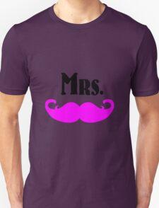 Mrs. Mustache T-Shirt