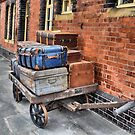 Luggage Trolley  [  reworked ] by relayer51