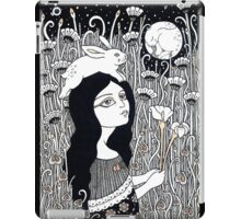 Celestial Rabbit iPad Case/Skin