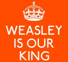 Weasley is our King Kids Clothes
