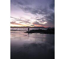 Twilight - The Pass Photographic Print