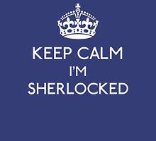 Keep Calm, I'm Sherlocked Unisex T-Shirt
