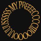 My Precious. by Eklixination