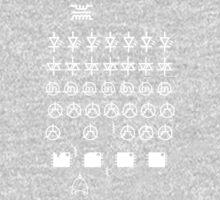 Logic Invaders - T Shirt Baby Tee