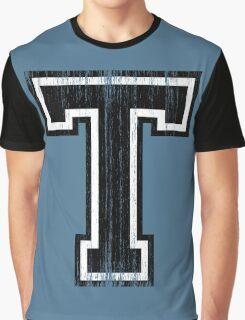 Big Varsity Letter T Graphic T-Shirt