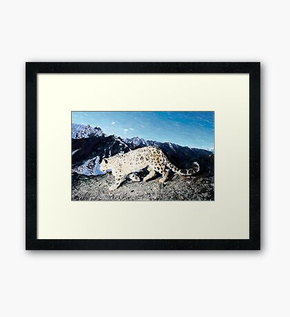 91 art Framed Print