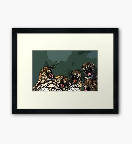 157 art Framed Print