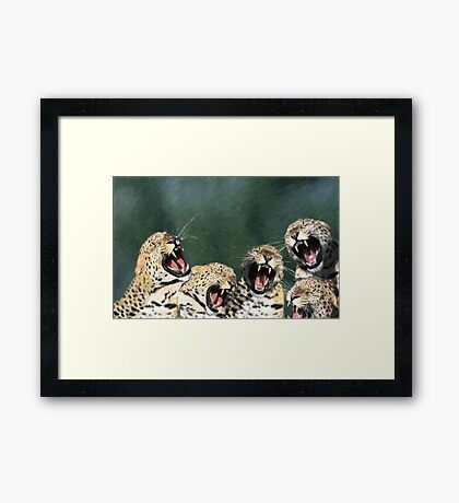157 art2 Framed Print