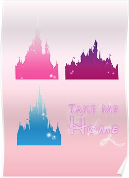 Disney Parks- Take me home by Margybear