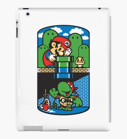 Help a Brother Out iPad Case/Skin