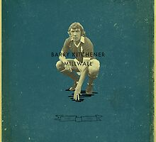 Barry Kitchener - Millwall by homework