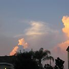 Colorful Clouds by sunsetrainbow