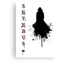 Severus Snape - The Tragedy Canvas Print