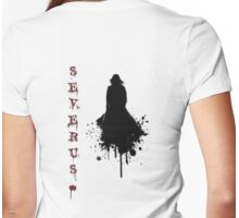 Severus Snape - The Tragedy Womens Fitted T-Shirt