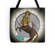 Sagittarius Goddess Tote Bag