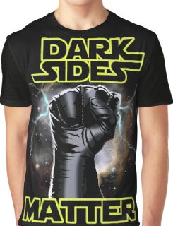 DARK SIDES MATTER Graphic T-Shirt