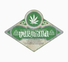 Cannabis Jar Label by kushcoast