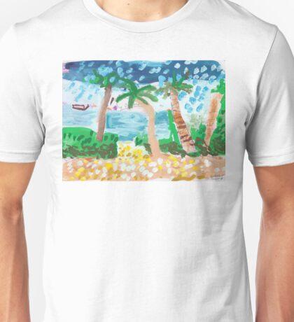 Dhoani on the Horizon Unisex T-Shirt