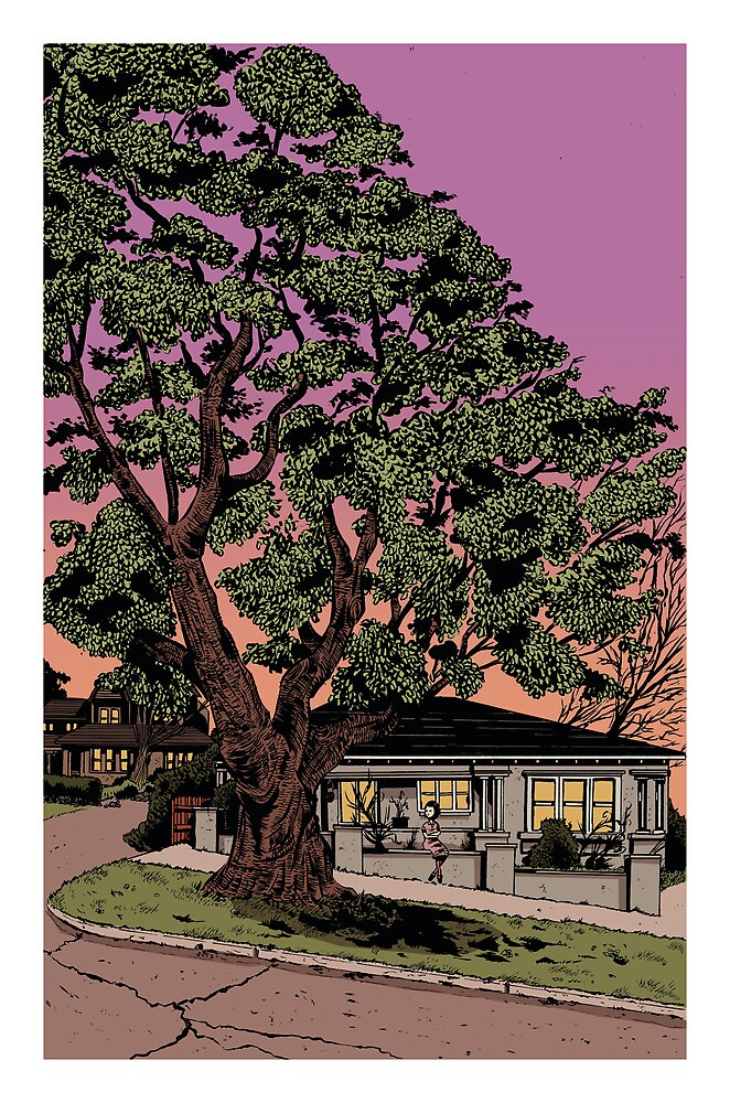 Big Tree by pyeah