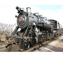 Strasburg Railroad number 90 Photographic Print