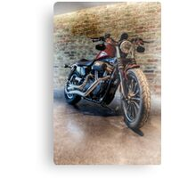 A CUSTOM RIDE Metal Print