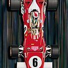 Ferrari Formula One iPhone Case by davidkyte