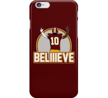 "VICTRS ""Beliiieve"" Iphone Ipod Case iPhone Case/Skin"