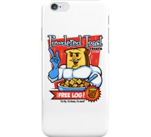 Powdered Toast Crunch iPhone Case/Skin