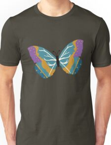Vector illustration of beautiful butterfly Unisex T-Shirt