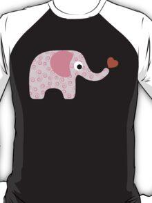 Elephant Seamless background T-Shirt