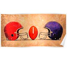 NFL American football Poster
