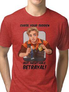Wash - Fox's inevitable betrayal Tri-blend T-Shirt