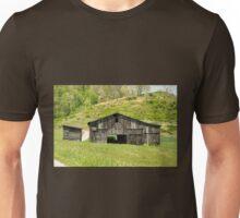 Barn - Tire Center Unisex T-Shirt