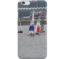 sails iPhone Case/Skin