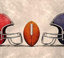 american football hdr by Adam Asar